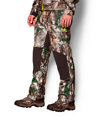 Mens Under Armour Ua Storm Gore Windstopper Camo Hunting Pants 1259191-046 260