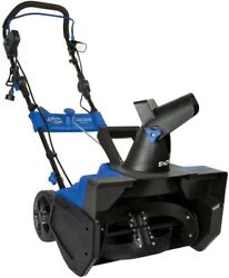 Electric Snow Blower 18 In. 14.5 Amp Steel Auger Wheel Drive With Headlight