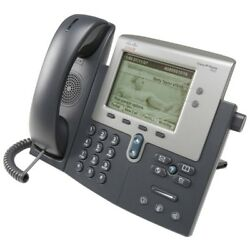New Open Cisco Cp-7942g Unified Ip Phone 7942g