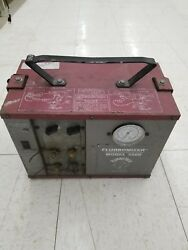 Fluromizer Oilless Refrigerant Recovery system 3500 USED