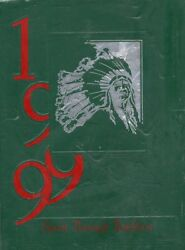 Anderson High School Yearbook, 1999 Indian, Anderson Indiana