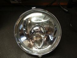 Pair Of Vintage Automobile Driving Lights