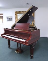 Vintage Historic Germain Grand Piano Made in USA
