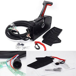 Boat Mercury Right Side Motor Outboard 8 Pin Mount Cable Remote Control Box