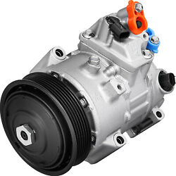A/c Ac Compressor Fit For Toyota Camry 2012-15/rav4 2009-2012 6512815 Co 11303c