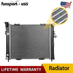 1396 Radiator For 1993-1997 Jeep Grand Cherokee 4.0l L6 Automatic Transmission