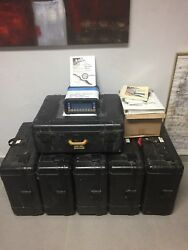 Ashtech GPS Units Bundle - Five Model Z-12 and Two MXII, Used in good condition