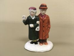 Its A Wonderful Life Village Target Figures Ma And Pa Bailey Christmas