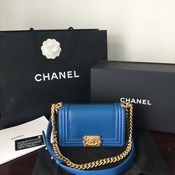 Exotic CHANEL LE BOY Small in Lizard Leather Gold Hardware Code 24