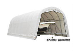 ShelterLogic Replacement Cover Kit 21.5oz 15x40x16 805594 90543 for 62668