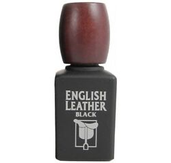 English Leather Black for Men by Dana Cologne Spray 3.4 oz NEW Rare No Box $11.14