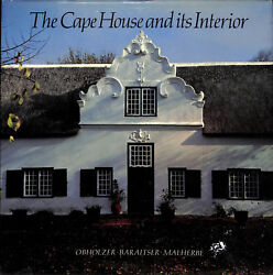 And039the Cape House And Its Interiorand039 1985 Ltd Ed 486/1600