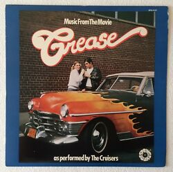 [bee Gees Cover] Cruisersmusic From The Movie Grease1978 Us 9-track Vinyl Lp