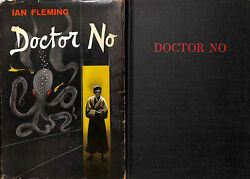 And039doctor Noand039 By Ian Fleming Macmillan Us 1st Ed 1958
