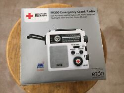 American Red Cross Fr300 Emergency Radio, White Discontinued By Manufacturer
