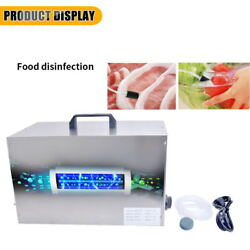 New 20g Commercial Hand Portable Ozone Generator Air Purifier For Hotel Home Car
