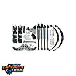 Icon K67102 7 Suspension Lift Kit - Stage 3 For 2005-07 Ford F250/f350 Sd 4wd