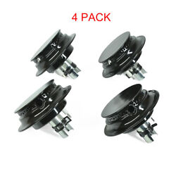 4pcs 3412d024-09 Burner Head Assembly Oven Gas Range Stove For Maytag Magic Chef