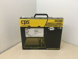 NEW CPS CC220 Compute-A-Charge Refrigerant Charging Scale 750377442209