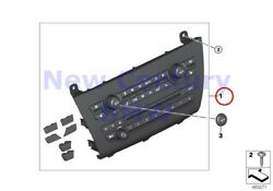 BMW Genuine Control Rep. Kit For RadioClimate Cont. Panel F15 F16 F85 F86