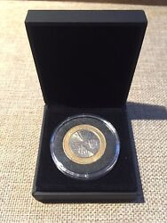 2010 Rare Andldquogenuienandrdquo Florence Nightingale Circulated Andpound2 Coin
