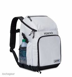 NEW! Igloo® Marine Backpack Cooler Beach Picnic Travel Carry On Bag Lunch Pack