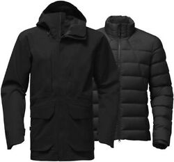 NEW NORTH FACE CRYOS GTX TRI CLIMATE GOR-TEX 800 FILL DOWN MENS SIZE LARGE $800