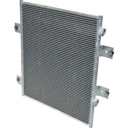 A/c Ac Condenser For International Harvester 4400 Ic Corporation 9073