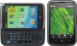 Pantech Renue P6030 Black (AT&T) Messaging Slide-Out QWERTY Phone - Working
