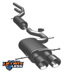Magnaflow 16769 2.5and039and039 Dia. Touring Cat-back Perf. Exhaust For 2001-2002 Audi S4