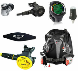 Mares Lightweight Travel Dive Package