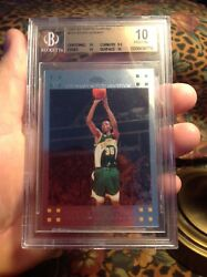 ~ PRISTINE TOPPS CHROME 2007 KEVIN DURANT BGS 10 ROOKIE CENTERED DEAD NOT PSA