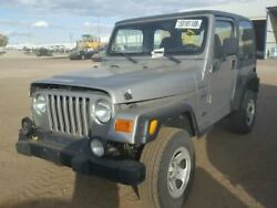 Heater Climate Temperature Control LHD With AC Fits 99-05 WRANGLER 514533