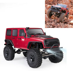 110 RC Car 4WD Off Road Monster Truck Rock Crawler Hobby Grade Remote Control