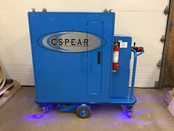 C3 SPEAR mod C3S0008 Climate controlled self propelled electronic adaptable rack