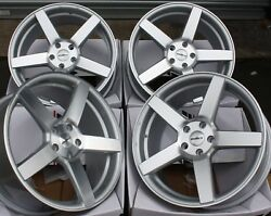 20 Spf Cc-q Alloy Wheels Fits Audi A6 C7 A8 Q3 Q5 Q7 5x112 Tt Coupe Cabriolet