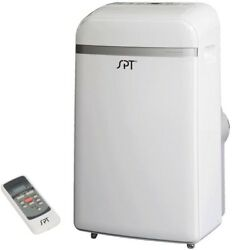 Portable Air Conditioner 14000 BTU with Remote Control and Window Venting Kit