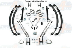 Bds Suspension 4.5 Lift Kit For 1987-1995 Jeep Wrangler Yj