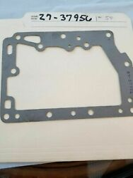 Nos Mercury 27-37956 Gasket Baffle Plate To Exhaust Cover G6