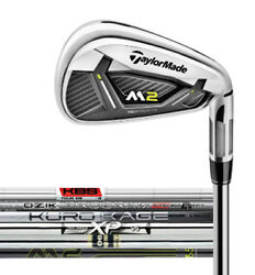Build A Custom Taylormade 2017 M2 Iron /custom Lengths +/- 1/2-2 By Request