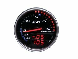 Blitz Fld Meter Boost For Lexus Is200t Ase30 8ar-fts 15201