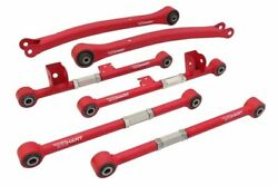 TRUHART TRAILING + LATERAL ARMS ADJUSTABLE TH-S101 FOR SUBARU WRX 1997-2007