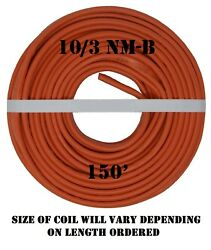 10/3 Nm-b X 150 Southwire Romex® Electrical Cable