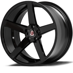 Alloy Wheels X 4 20 Black Ex18 For Bmw 1 + 2 Series F20 F21 F22 F23 Coupe M14