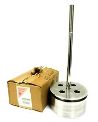 New Fisher Controls 21a5353x042 Plug And Stem Assembly