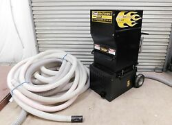 NICE Cool Machines CM-1500 Portable Attic Insulation Blower w Hose (G5F-832)