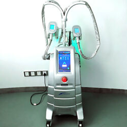 cryolipolysis professional medical aesthetics with a 4 handpieces NEW
