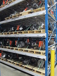 2007 Nissan Frontier Automatic Transmission OEM 129K Miles (LKQ~204449400)