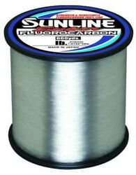 Sunline Super Fluorocarbon Clear Fishing Line 660y Bass Trout Fishing Line