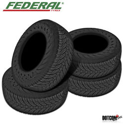 4 X New Federal Couragia S/u 305/40r22 115v All-season Highway Tire